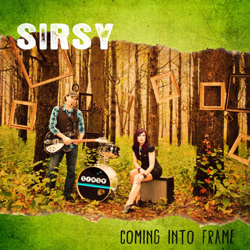 Coming Into Frame SIRSY'S FIFTH CD!!