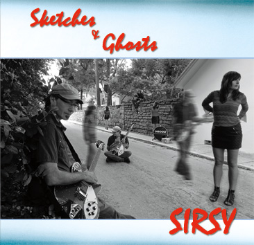 Sketches & Ghosts SIRSY'S NEW EP!